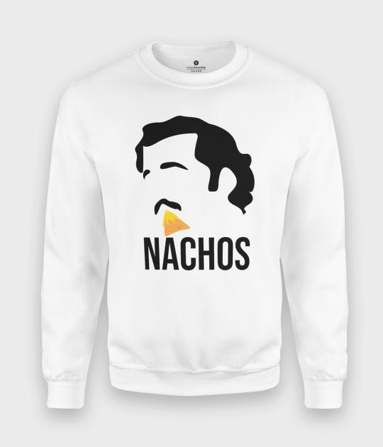 Bluza klasyczna Pablo Escobar Nachos