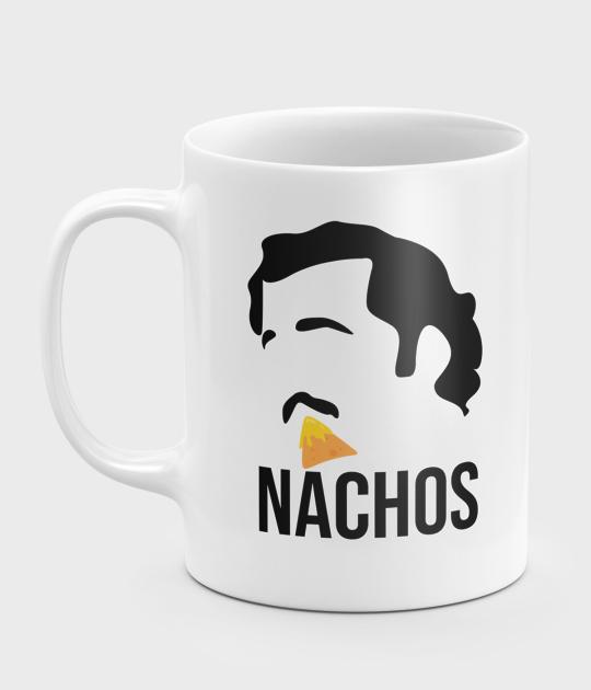 Kubek Pablo Escobar Nachos