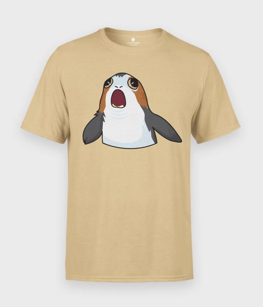Koszulka męska Gwiezdne Wojny Porg