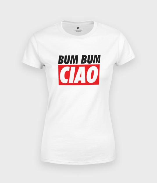 Koszulka damska Bum Bum Ciao