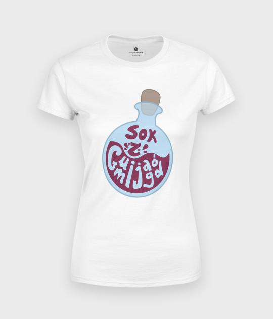 Koszulka damska Sok z gumijagód