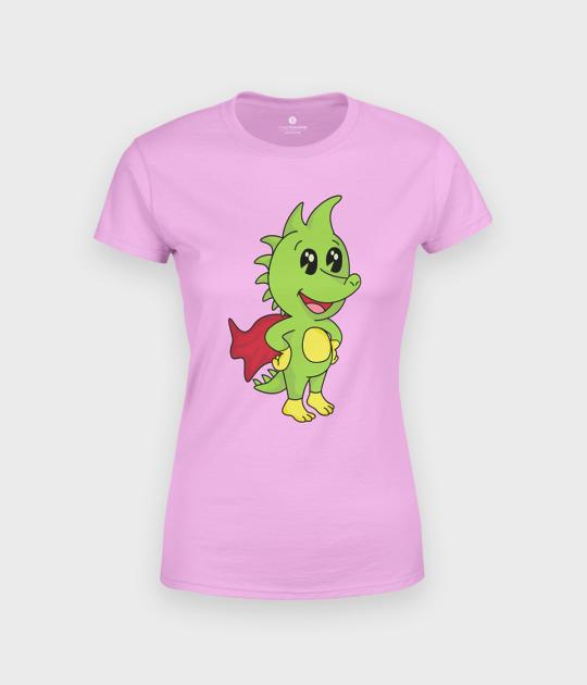 Koszulka damska Dzielny Tabaluga