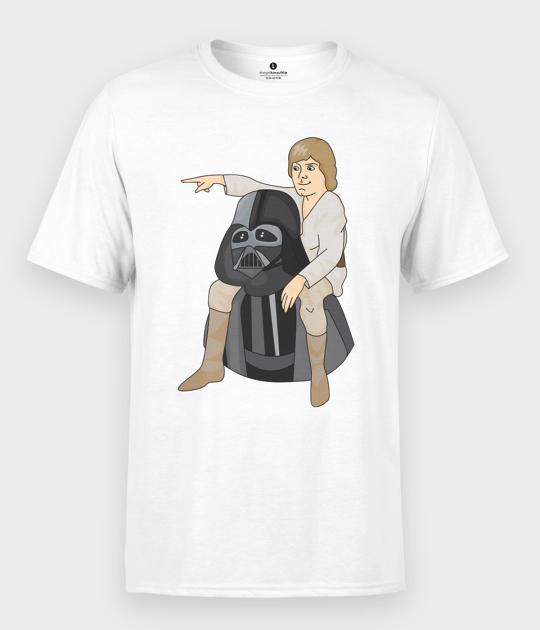 Koszulka męska Darth Father