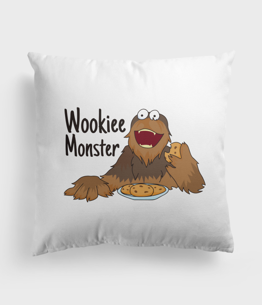 Poduszka Wookiee Monster