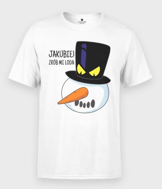 Koszulka męska Zrób loda