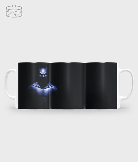Kubek full print (panorama) Batman