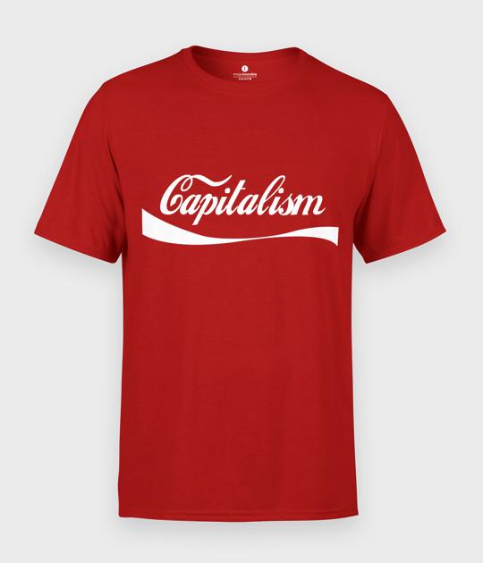 Koszulka męska Capitalism