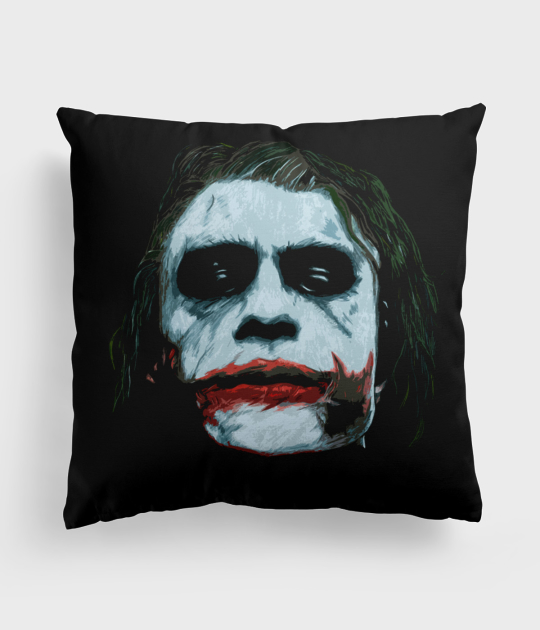 Poduszka full print Joker 2