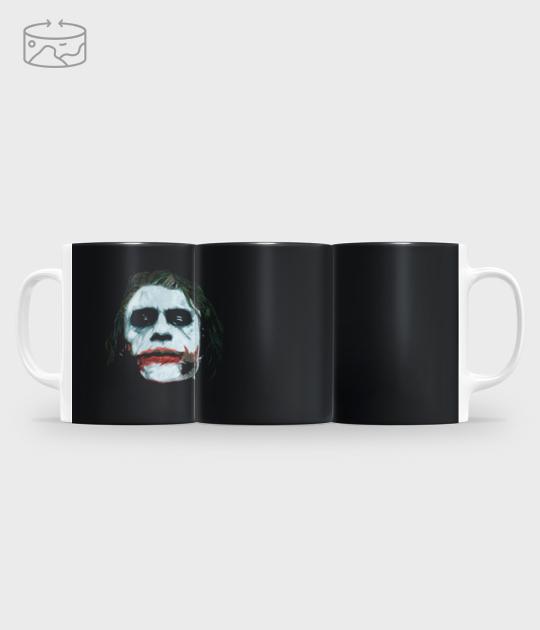 Kubek full print (panorama) Joker 2