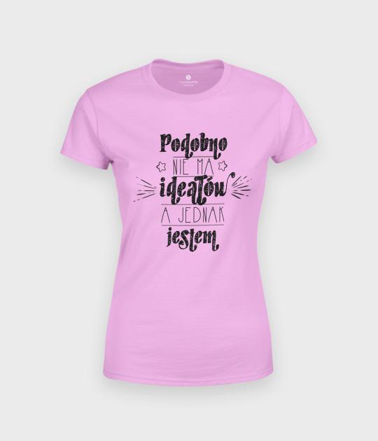 Koszulka damska Ideał