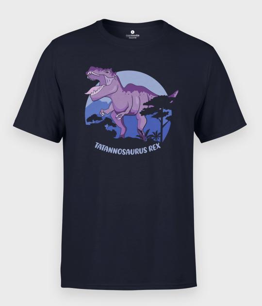 Koszulka męska Tatannosaurus Rex