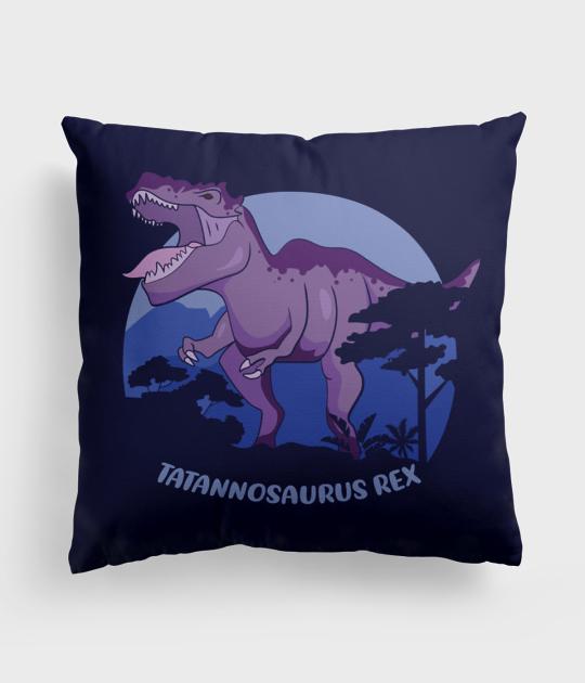 Poduszka full print Tatannosaurus Rex