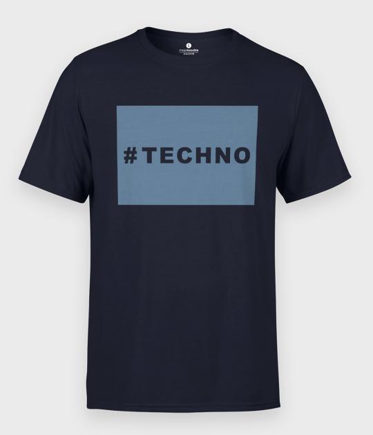 Koszulka męska Techno 3