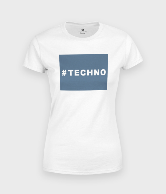 Koszulka damska Techno 3