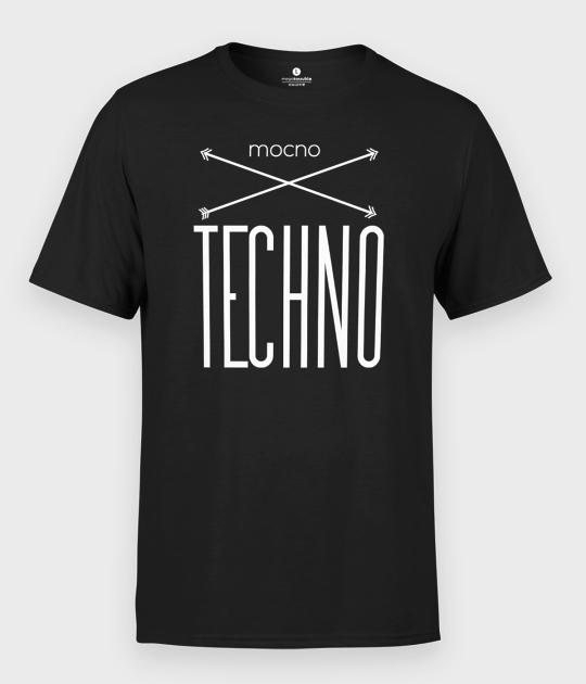 Koszulka męska Mocno Techno 2