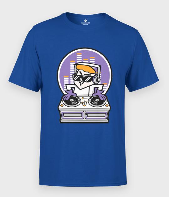 Koszulka męska DJ Dexter