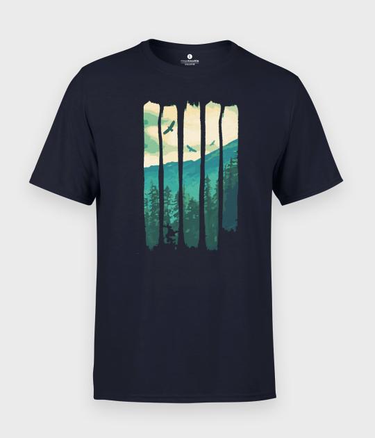 Koszulka męska Eagles Mountain