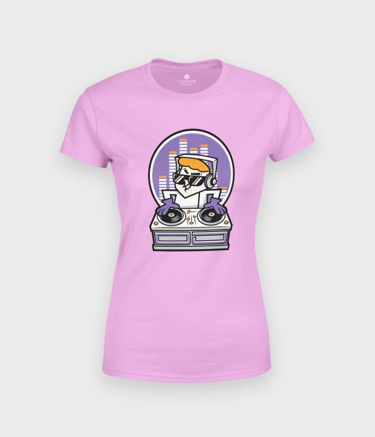 Koszulka damska DJ Dexter