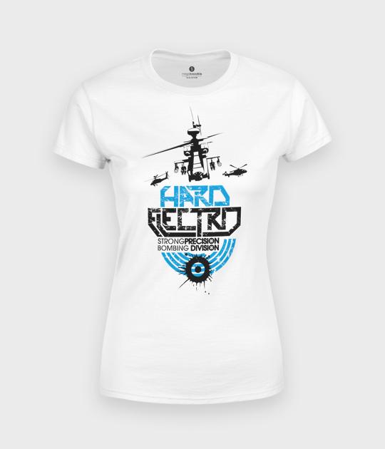 Koszulka damska Hard Electro
