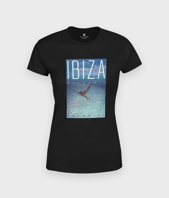 Koszulka damska Ibiza Paradise