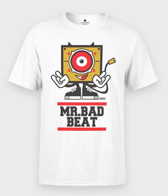 Koszulka męska Mr. Bad Beat