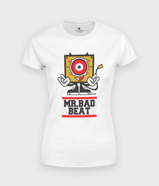 Koszulka damska Mr. Bad Beat