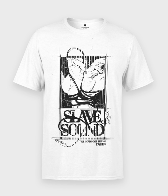 Koszulka męska Slave of Sound