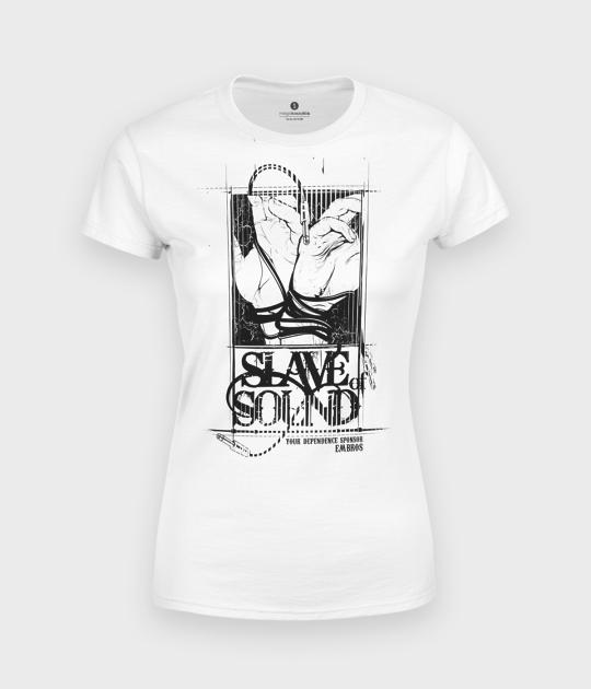Koszulka damska Slave of Sound