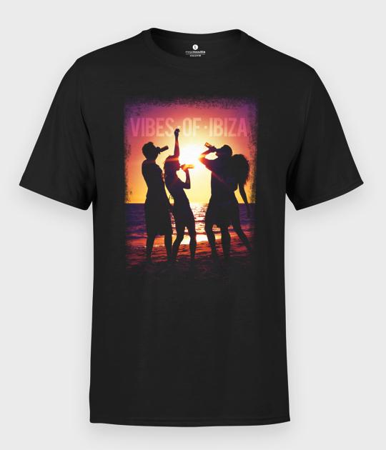 Koszulka męska Vibes of Ibiza