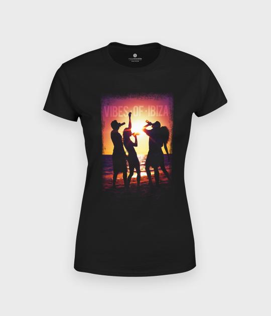 Koszulka damska Vibes of Ibiza