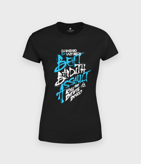 Koszulka damska Beat Bandit