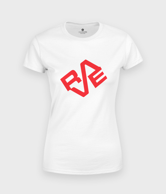 Koszulka damska imprezowa RAVE