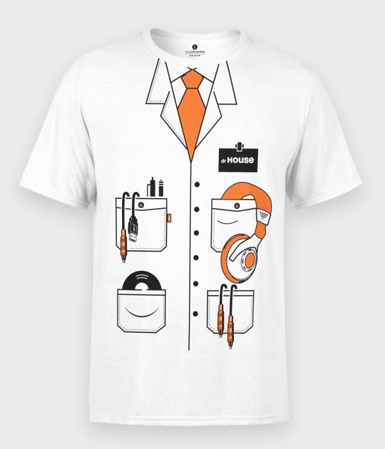 Koszulka męska Dr House