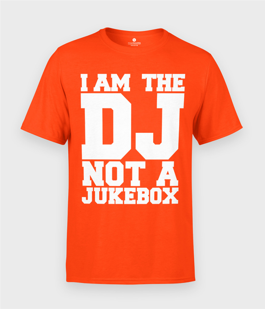 Koszulka męska I am the DJ