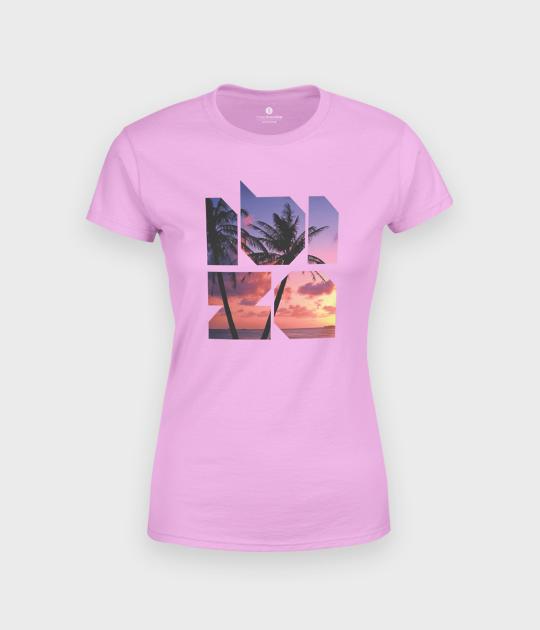 Koszulka damska Ibiza 3