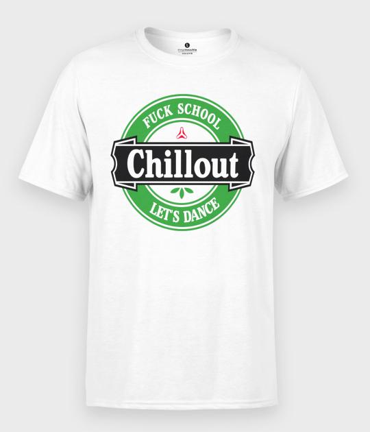 Koszulka męska Heineken Chillout