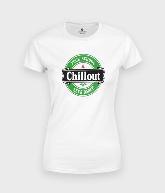Koszulka damska Heineken Chillout