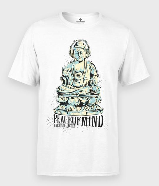 Koszulka męska Buddha Chill