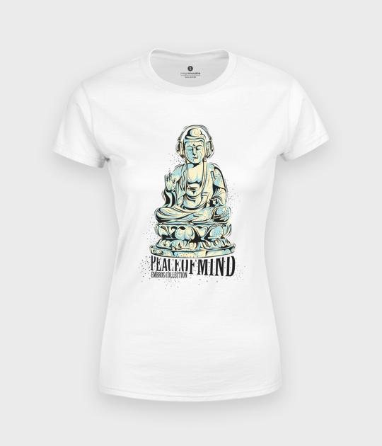 Koszulka damska Buddha Chill