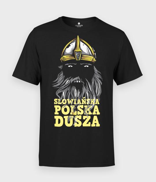 Koszulka męska Polska Dusza