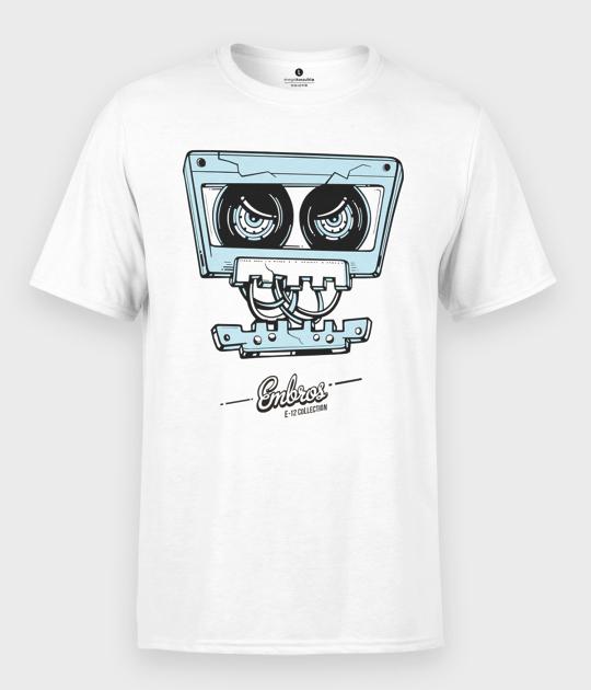 Koszulka męska Angry Tape