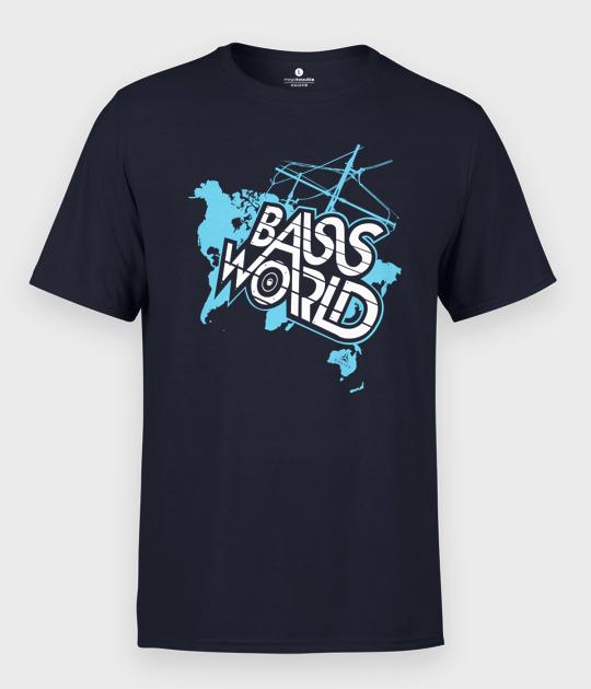 Koszulka męska Bass World