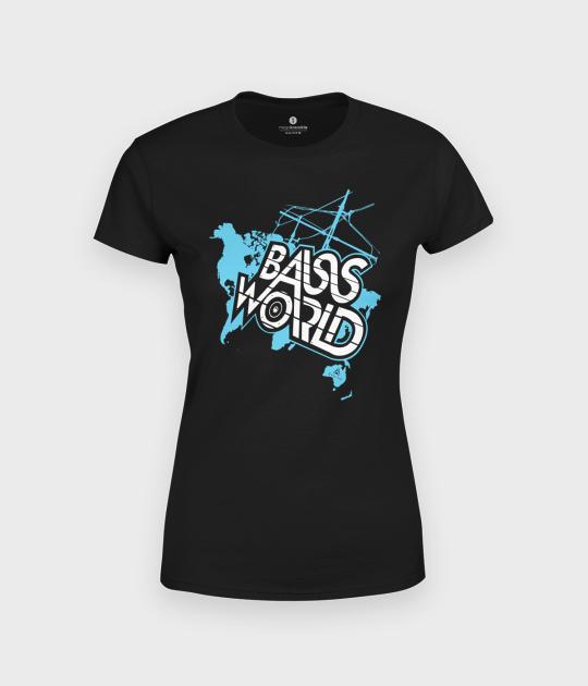 Koszulka damska Bass World