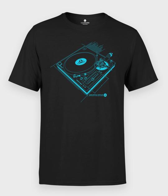 Koszulka męska Gramofon