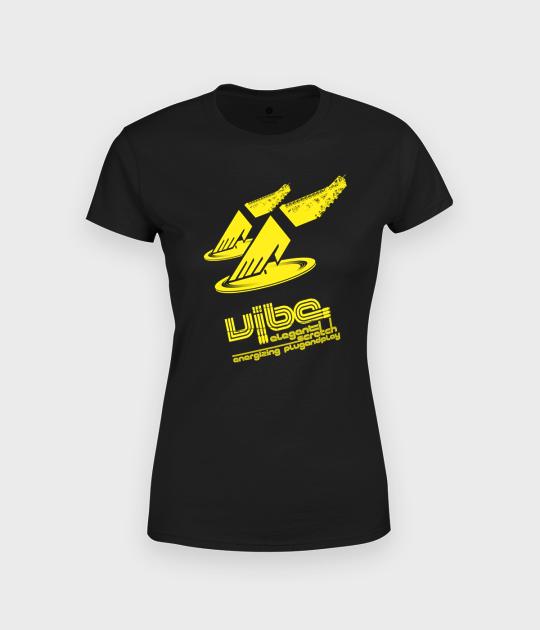 Koszulka damska Industrial Vibe Vinyl