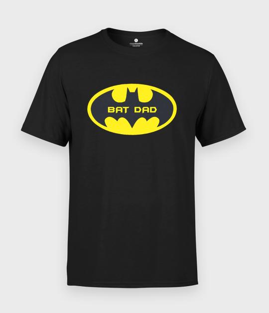 Koszulka męska Bat Dad