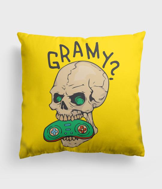 Poduszka full print Gramy?