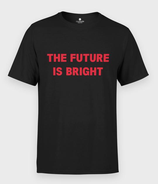Koszulka męska The Future is Bright