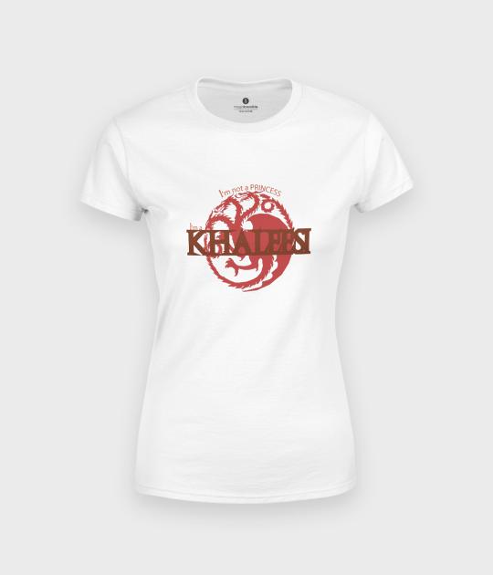 Koszulka damska Khaleesi