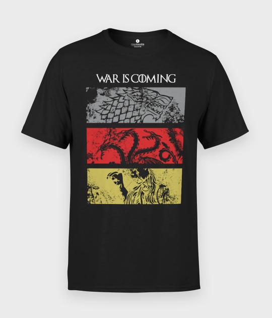 Koszulka męska War is Coming 2
